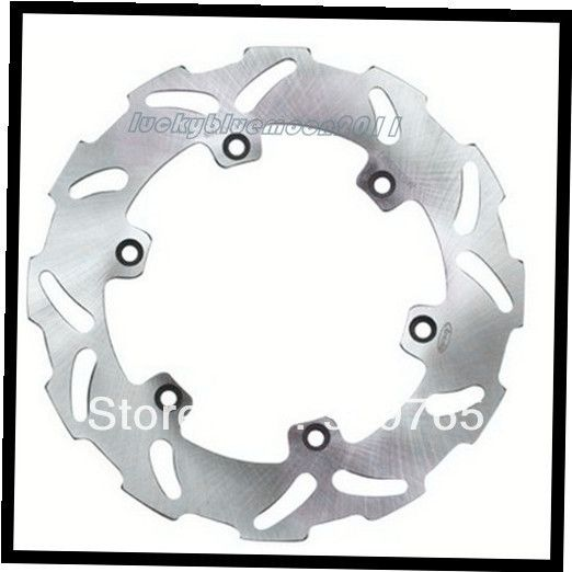 Rear Motorcycle Brake Disc Rotor For SUZUKI RM 1251988-99 RM 250 1989-99 RMX S 250 92-98 DRZ E 2000-2008 DRZ S 400 2001-2009