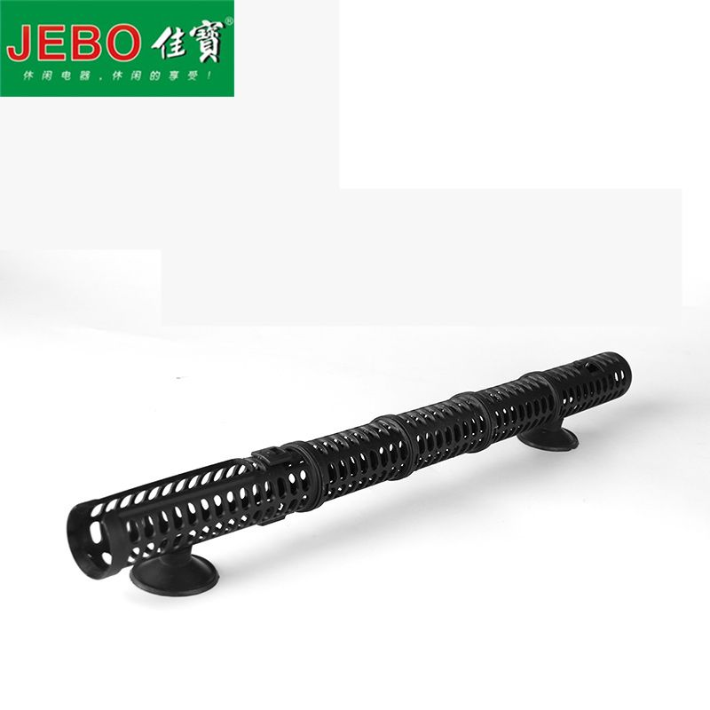 JEBO Heating Rods Protective Case Pipe Temperature Control Products Thermostat Aquarium Fish Tank High Quality
