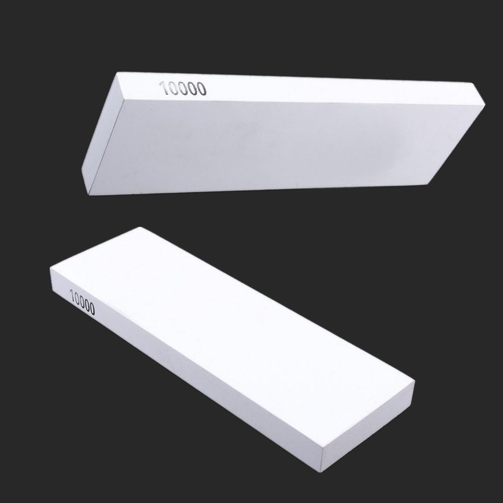 1PCS 10000  Sharpening Stone Knife Grit Sharpening Water Stone Dual Whetstone for Kitchen Professial Sharpener Tools