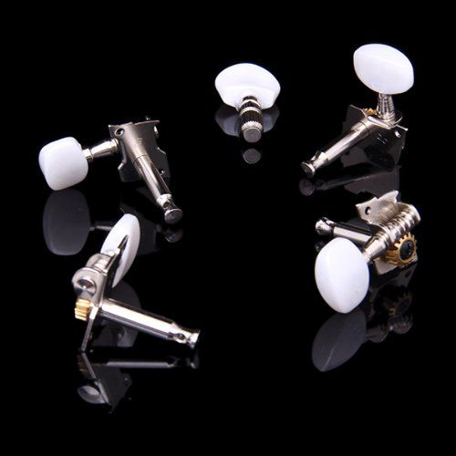 SEWS- 5pcs/Set Banjo Machine Head Tuning Tuner Peg/Key with 4 Bushings