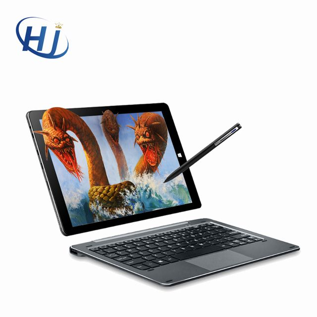 "CHUWI Hi10 Pro 10.1"" Dual OS Tablets Quad Core Android 5.1 Intel Z8350 64 bit 4G RAM 64G ROM 1920*1200 Type-C 3.0 HDMI Bluetooth"