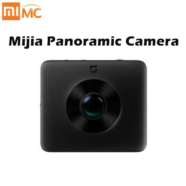 Global Version Original Xiaomi Mijia 360 Sports Camera Mi Sphere Cam 23.88MP Sensor 3.5K Action Recording Video Anti-shake