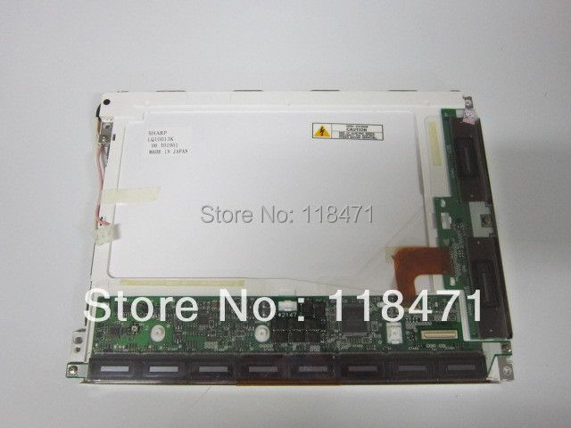 "Original A+ Grade LQ10D13K 10.4"" LCD Panel for S-H-A-R-P 640(RGB)*480 (VGA)"