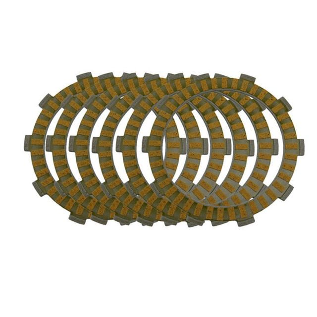 Motorcycle Engine Parts Clutch Friction Plates Kit For Honda TRX300EX TRX300 TRX 300 EX 1993-08 TRX300X 09 TRX250X 87-88 91-92