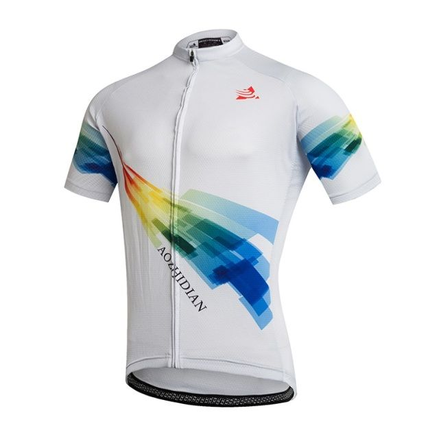 Cycling Short Sleeve Jersey Summer Bike Jersey Men Abbigliamento Ciclismo Estivo 2017 Squadre Road MTB Bicycle Clothes MX