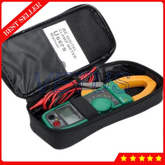 MASTECH MS2026 Auto Range Digital AC Current Clamp Meter Price with Capacitance Frequency Tester