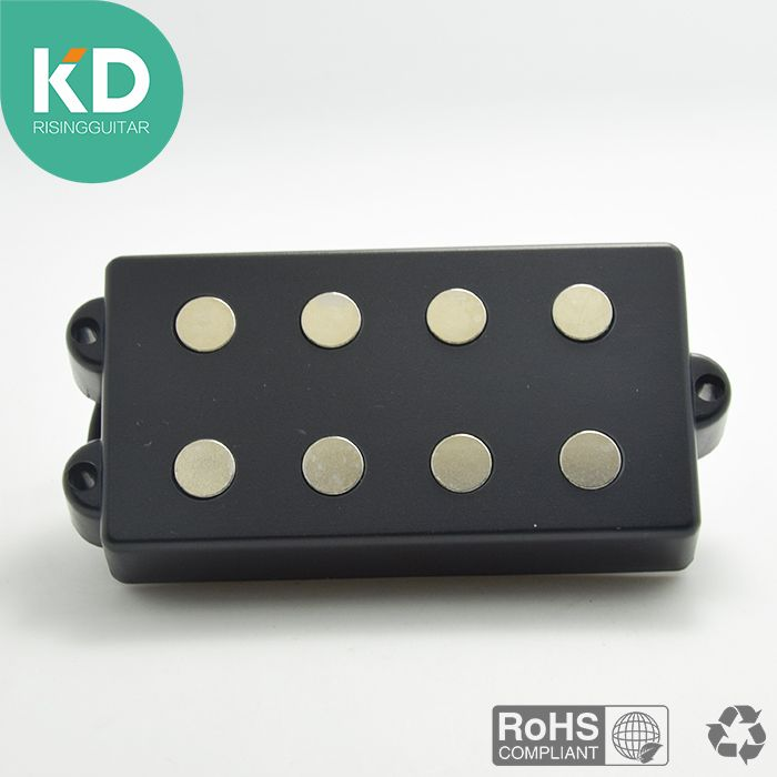 Bass guitar Humbucker Pickups   bass pickups ceramic  4 strings bass pickup