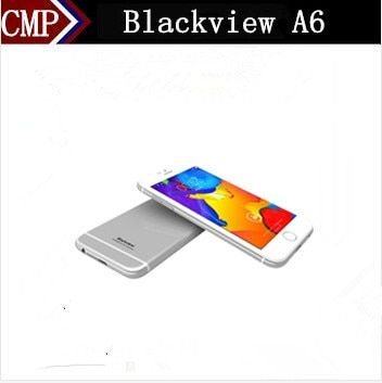 "Original Blackview Ultra A6 Mobile Phone MTK6582 Quad Core Android 4.4 4.7"" IPS 1280X720 1GB RAM 8GB ROM 13.0MP Dual Sim"