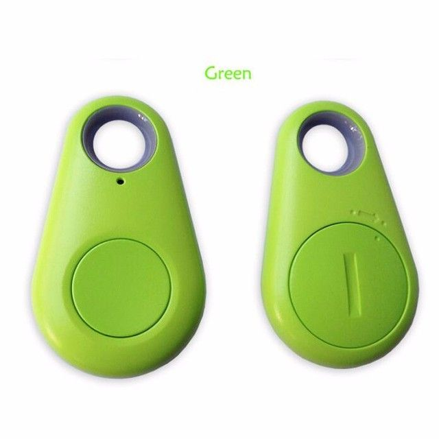Smart Bluetooth Water Droplets Anti-lost Device, Mobile Phone Two-Way Alarm Pet Child Elderly Anti-lost