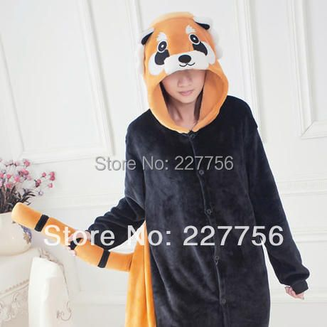Pijamas Mujer Pyjama Pajamas With Tail Home Dressadults' All In One Animal Cosplay Suit Party Costum Cartoon Garment Sleepwear