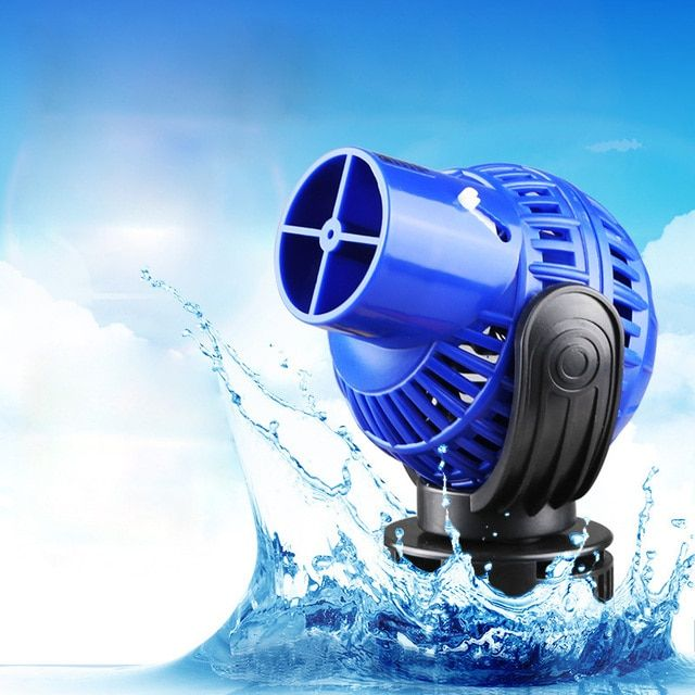 New SUNSUN JVP-130 JVP-131 JVP-132 JVP-133 Wavemaker Powerhead Fish Tank 360 Degree Submersible Circulation Pump Aquarium Reef
