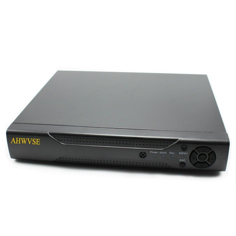 16CH AHDM DVR 4Channel AHDNH CCTV AHD DVR 8CH Hybrid DVR/1080P NVR 5in1 Video Recorder For AHD Camera IP Camera Analog Cam