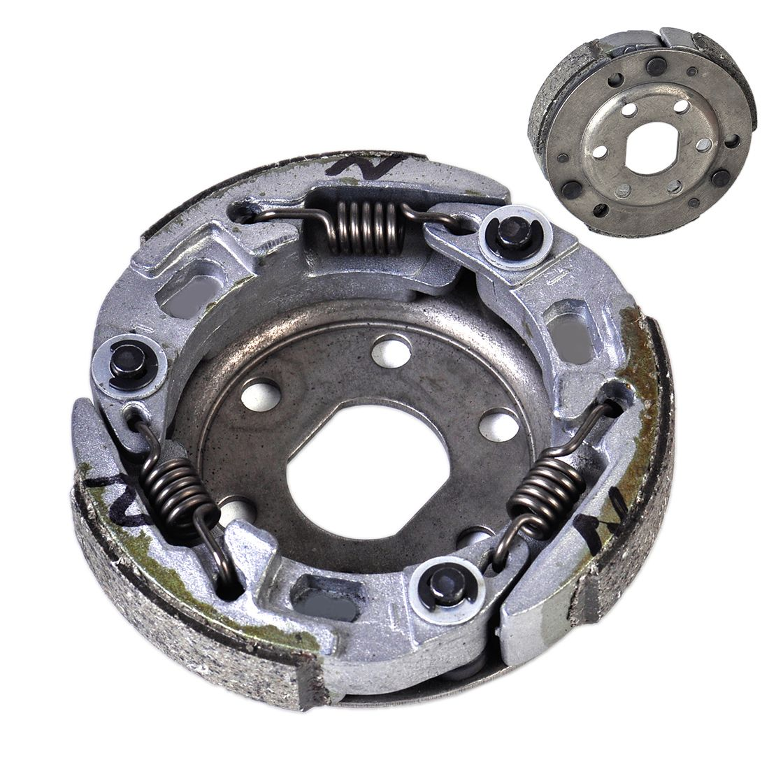 beler Performance Racing Clutch Replacement for GY6 139QMB 50cc Scooter ATV Quad Moped Loncin Yamaha Linhai Zongshen Buyan