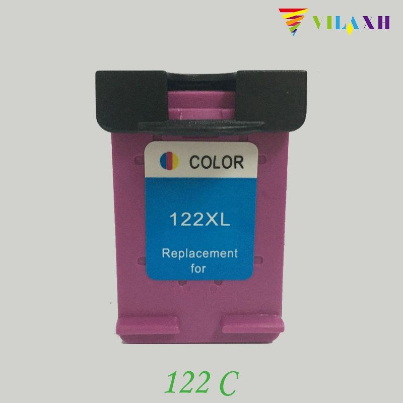 vilaxh Compatible Ink cartridge Replacement for HP 122xl 122 xl For Deskjet 1050 1000 1050A 1510 2000 2050 2050A 2540 Printer