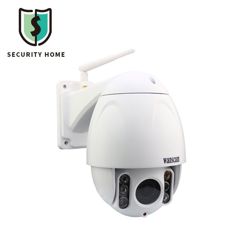 WANSCAM HW0045 1080P FHD WiFi Camera Waterproof IP Camera 2MP Night Vision Surveillance Camera For Outdoor Use Support TF Card