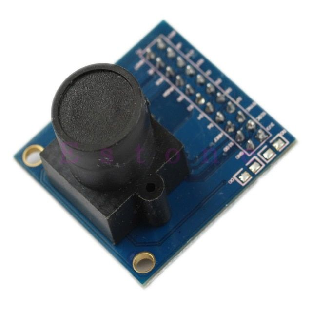 AL422 640x480 CMOS With 3M-Bits OV7670 FIFO Camera STM32 Chip Driver Module