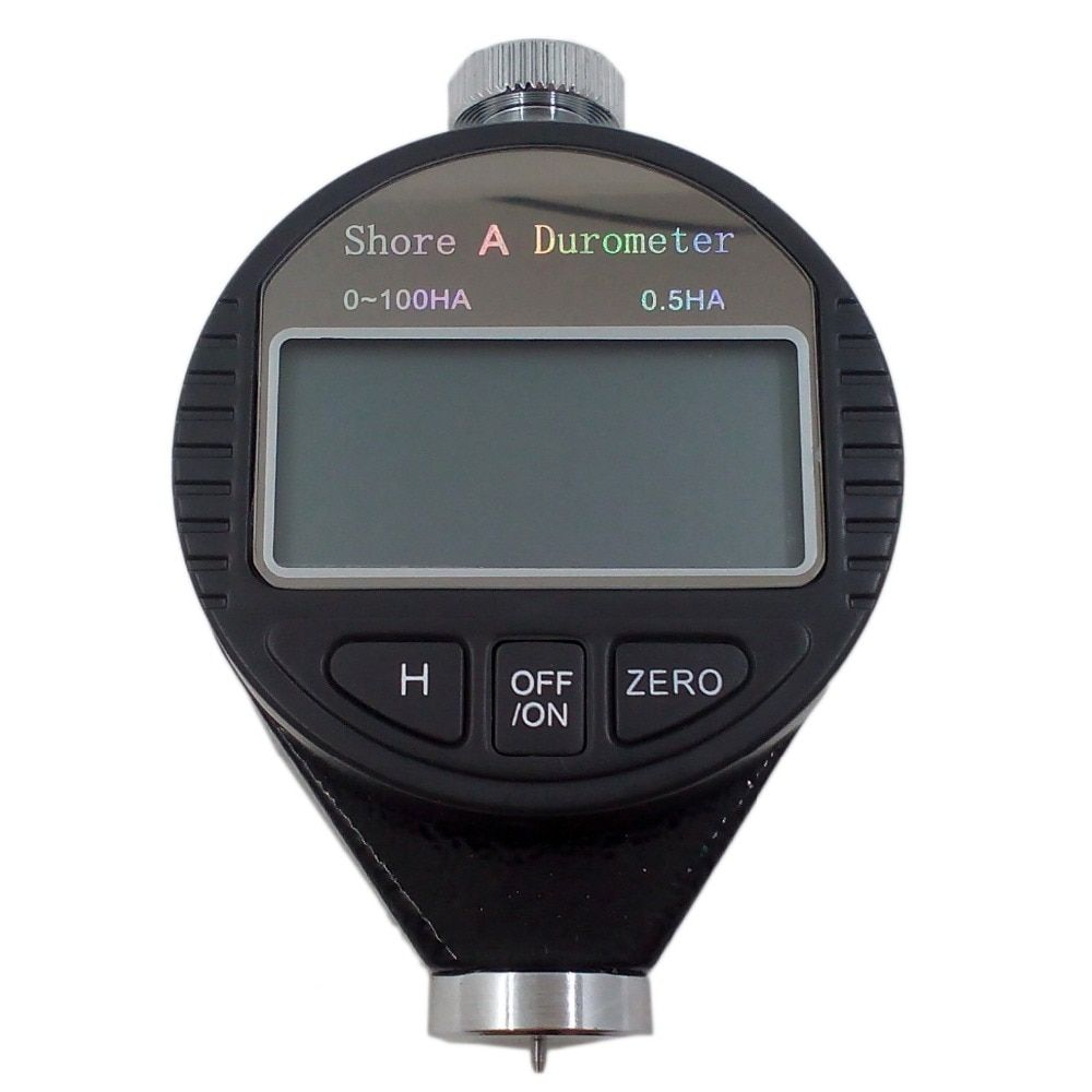 Digital Shore hardness Durometer Digital Hardness Tester Hardness Meter Shore A for Plastic, leather, rubber, multi-resin, wax