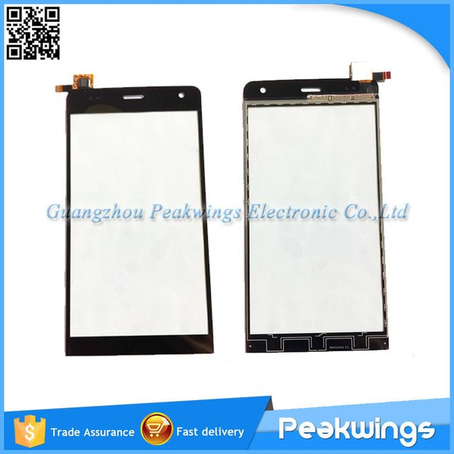 "5""inch Top Quality For Wiko Getaway Touch Screen Digitizer Panel Replacement With Tracking Number"