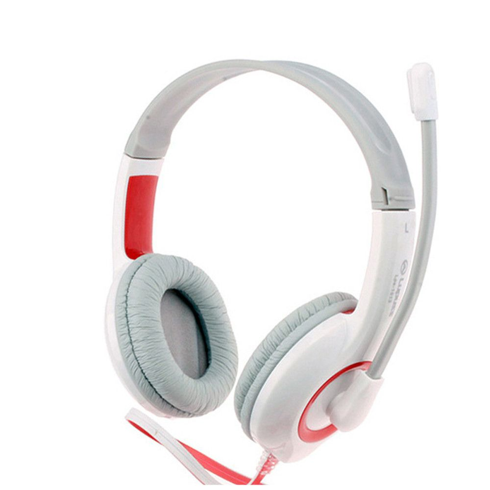 4 Color LPS-1513 Game Headphone casque Deep Bass Game Earphone Stereo Headset with Microphone for Computer Mobile Phone