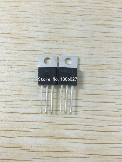 Send free 20PCS SPP11N60C3     TO-220  New original spot selling integrated circuits