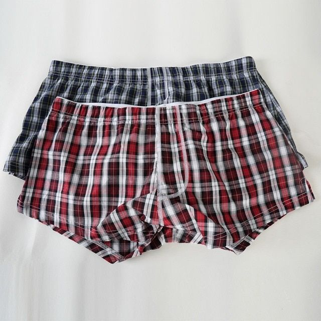 New Men's Loose Household Shorts Boxer Underwear Home Pants Pajama
