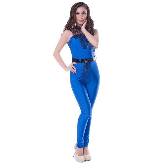 R70013 Best selling and good quality union suit female clothes many color sexy pants on sale sexy club jumpsuits