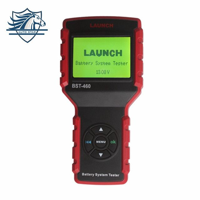 Hot Sale Oringinal Professional Battery Diagnostic Tool Car battery tester Launch BST-460 BST 460 Auto battery tester 12V BST460