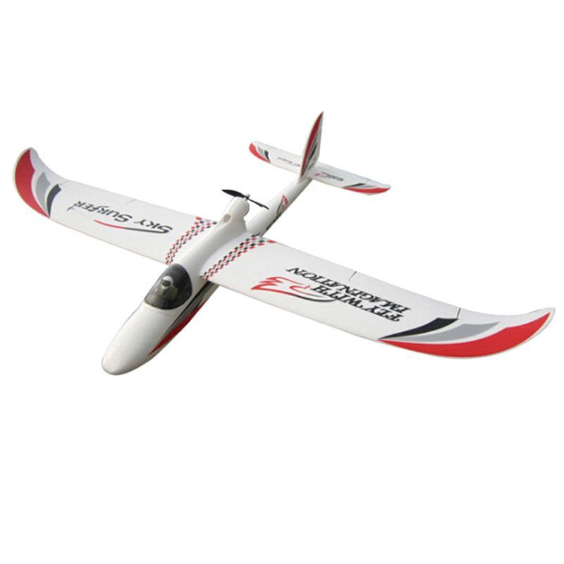 New 2000mm Skysurfer RC Glider 6CH remote control model airplane EPO kit radio aeromodelling hobby aircraft air plane toys