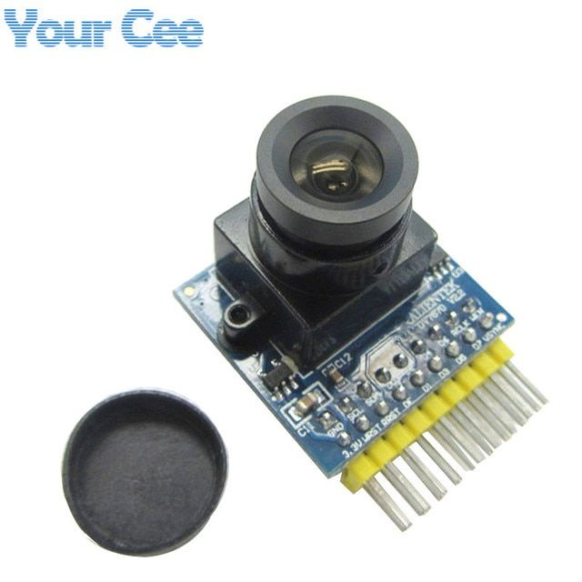 with FIFO CMOS Camera Module OV7670 Sensor Module Microcontroller Collection Module