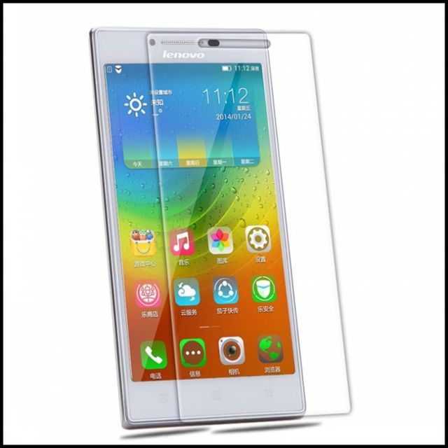 For Lenovo P70 Tempered Glass Screen Protector Front Protective Accessories For Lenovo P70