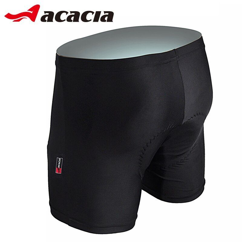Acacia High Quality Pad Moto Shorts Bicycle Cycling Underwear Silicon Gel 3D Padded Bike Short Pants Cycling Shorts 02912