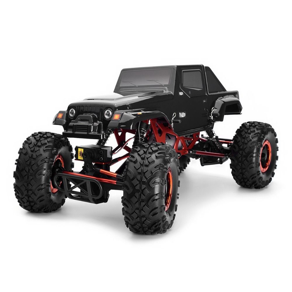 HSP 1/10 Scale Electric Power Remote Control Car 4wd Off Road Rock Crawler 94180 Climbing Rc Car