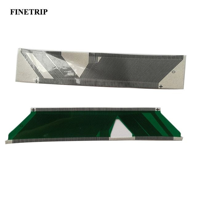 FINETRIP 1pc Green/Grey For SAAB 9-5 SID 2 Ribbons cable For  9-3 SID2 LCD Display Pixel Repair Tool