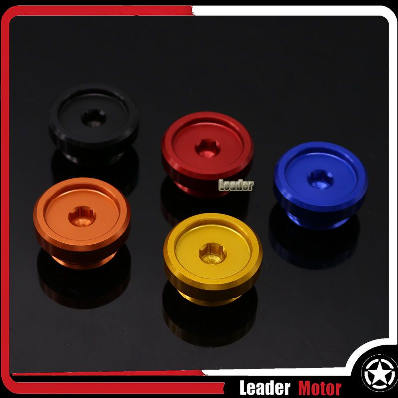 Fit For YAMAHA XJ6 Diversion FZ8 FZ6 FZ1 FAZER YZF-R1 YZF-R3 YZF-R6 Motorcycle Accessories Oil Filler Cover Screw Plug Cap Bolt