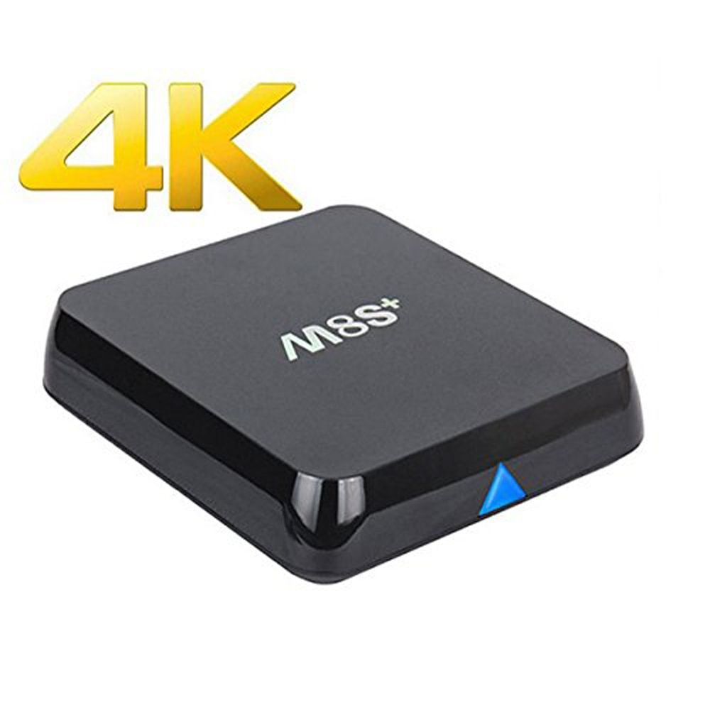 Original Amlogic S812 M8S Plus TV Box Quad Core Android 5.1 2.4G&5G Wifi M8S+ 2GB/8GB Gigabit Lan M8s plus Smart tv box