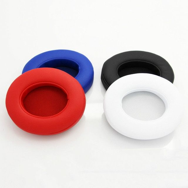 4 Colors Replacement Ear pads Earpads Cushion for Beats Studio2.0 /Studio Wireless Headphones
