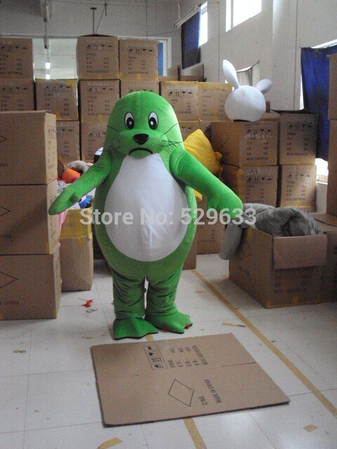 Sea lions dog Cartoon Character Costume cosplay Custom Products custom-made(s.m.l.xl.xxl) free shipping