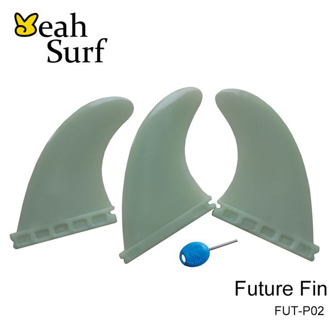 Future G5 Quilhas Plastic Surfboard Fins Tri Set Good Quality Fins Quad Fin With Fin Key Paddle Board