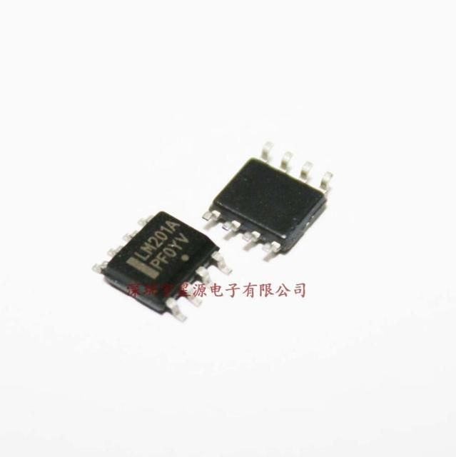 LM201 LM201AD  SOP8  integrated circuit