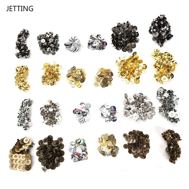 14mm/18mm Magnetic Metal Snaps Fasteners Bag Purse Clasps Sewing Buttons For Handbag Craft Sewing Leather Coat Buttons