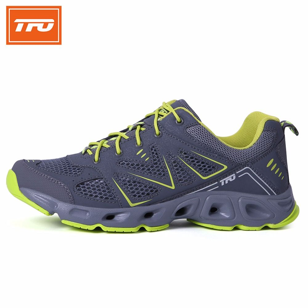 TFO New Brand Quick-Drying Men Upstream Beach Water Shoes Aqua Fishing Wading Shoes For Water Breathable Outdoor Sneakers