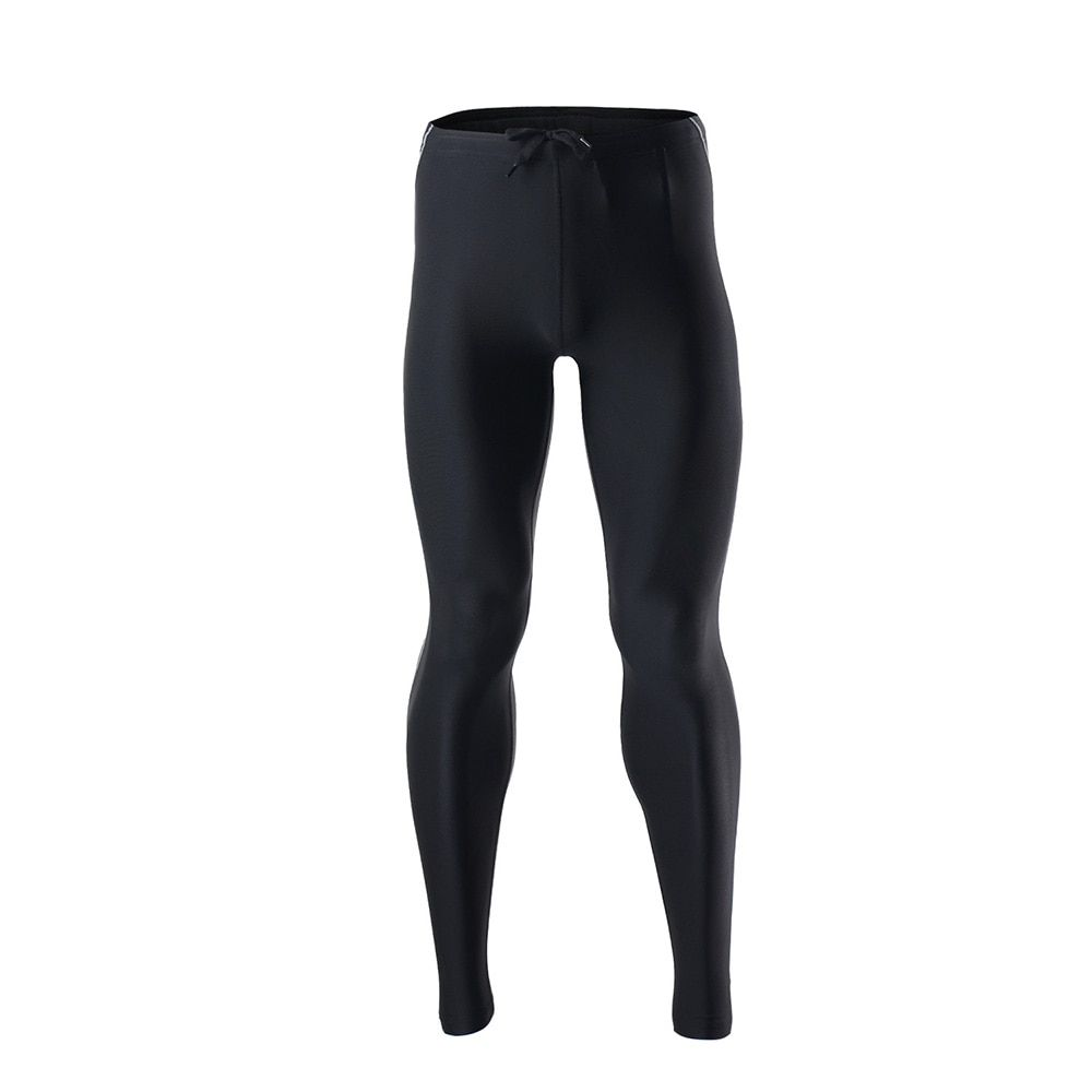 Men's Compression Tights Pants Elastic Tights Exercise Fitness Workout Reflective pants