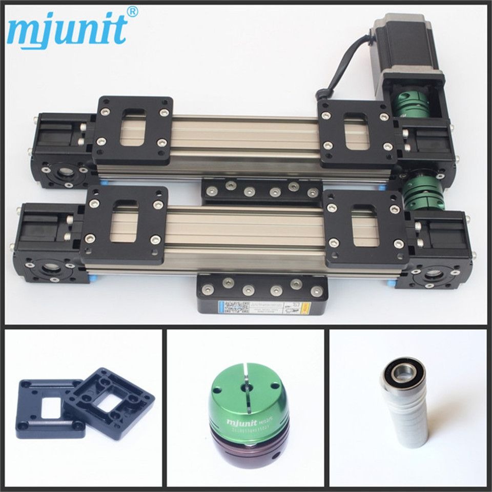 brh20a laser machine linear rail linear guide  block mgn9c  guideway belt drive high quality cnc router