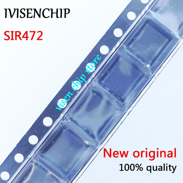 10pcs SIR472DP SIR472 R472 MOSFET QFN-8