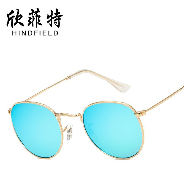 Retro fashion sunglasses wholesale 3447 stars with sunglasses metal sunglasses Free Shipping