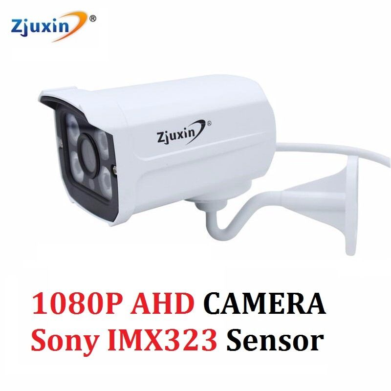 Zjuxin  1080p ahd camera 4PCS ARRAY LED ahd 2mp camera with HD 1080p 3.6mm ahd camera lens and hd security CCTV Cam for you