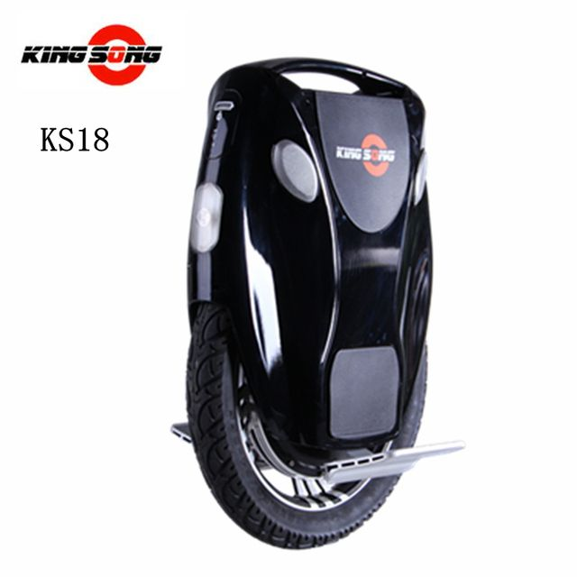 Brand Kingsong KS18 One Wheel Smart Self Balance Electric Scooter Hoverboard with 1200w 680/1360wh Battery board Unicycle