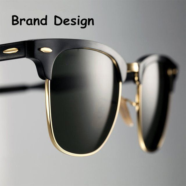 2016 Vintage Sunglasses Women Men Brand Design Retro Points Sun Glasses Women Lady Male Female Sunglass Oculos De Sol Feminino