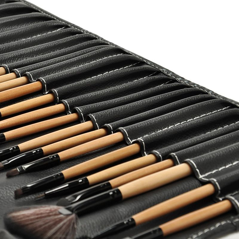 Stock Clearance !!! 32Pcs/set Makeup Brushes Professional Cosmetic Make Up Brush Set The Best Quality!