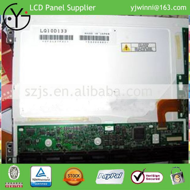 LQ10D13K 10.4inch 640*480 a-Si TFT LCD DISPLAY SCREEN